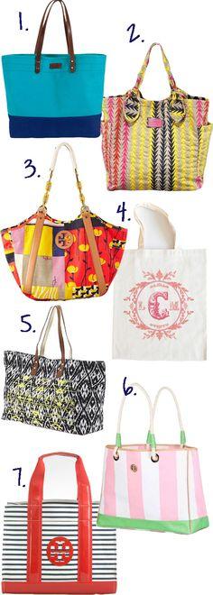 beach bags!