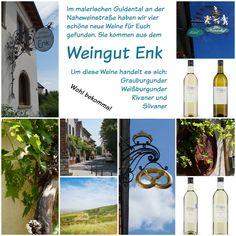 Weingut Enk in Guldental an der Nahe ist einer unserer Weinlieferanten.