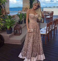 Lace Prom Dress, Long Prom Dress, Prom Dress A-Line, Champagne Prom Dress Lace Prom Gown, Sweetheart Prom Dress, Lace Party Dresses, A Line Prom Dresses, Lace Evening Dresses, Dress Lace, Prom Gowns, Dress Prom, Colorful Prom Dresses