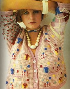 Patricia Roberts Knitting Patterns : ????????? ??????? ??????? on Pinterest Berets, Embroidery and Cardigans