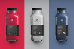 Belmonte Raw is a New Juice Brand That Boasts Luxurious Packaging #branding trendhunter.com