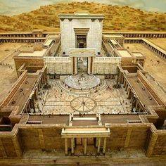 Reconstrucción del Templo de Salomón