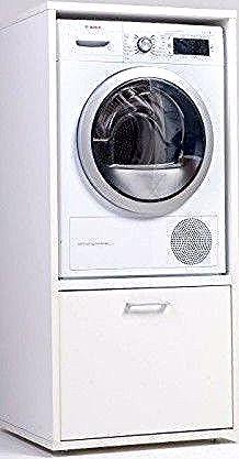 Integrer Lave Linge Dans Un Meuble Armoire Seche Linge Meuble Pour Cacher Lave Linge Back To Integrer Lave Ling In 2020 Washing Machine Laundry Machine Home Appliances
