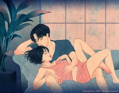 11 Gorgeous Illustrations That Capture The Sensual Side Of Love   HuffPost