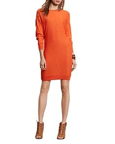 Lauren Ralph Lauren Dolman Sleeve Dress