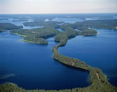Punkaharju - this is where I'm from!