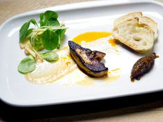 Foie Gras with Onion Jam