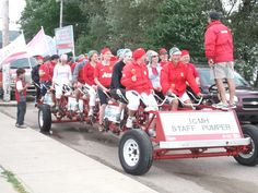 Central sure is proud of how involved the Inverness community got in the Big Bike Ride for healthy hearts!