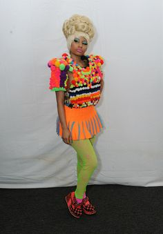 The sophisticated Nicki Minaj