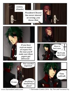 Ransomed Wings: Daydreams (Page 5) | Surrender Comics on Patreon