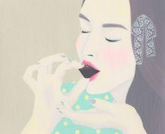 Keiko Hasegawa : Untitled | Artworks | Tokyo Illustrators Society (TIS)