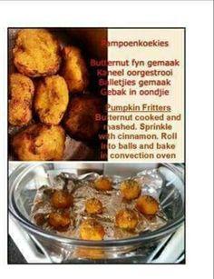 28 Dae Dieet | Pampoen koekies | Dag 13
