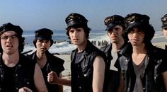 The Rogues, from The Warriors