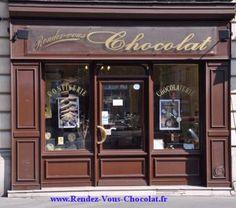 Rendez vous chocolat, paris