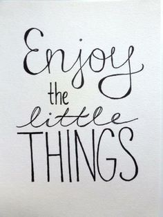 #ShowKindness It is very easy to forget what life is really about. Take time to enjoy the little things.