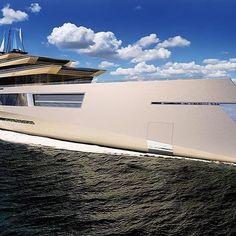 """Symmetry"" yacht  by Sander Sinot  @michael_louis_#megayacht #superyacht #yachts #yacht #yachtlife #yachtlifestyle #dream #thegoodlife #boating #luxury  #yachtinglifestyle  #myyachtlife #yachting #sailing #bossyacht #lifegoals #trip #best #theluxurylife #firstclass #travel #travelgram #luxurytravel #gents #luxury #goodlife #lifestyle by thatyacht"