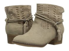 Dolce Vita Kids - Jacen (Little Kid/Big Kid) (Sand) Girl's Shoes