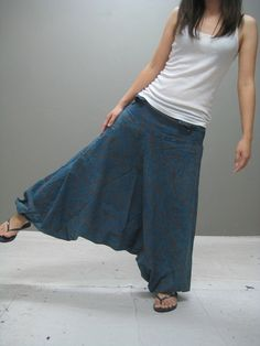 super harem pants