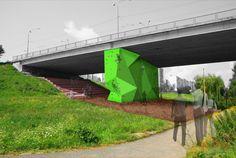 oran park skatepark concept design - Google Search