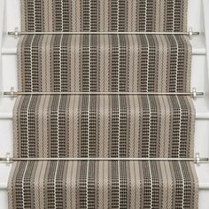 Designers and Makers of unique stripe runners, rugs and fabrics in natural fibres. Simply Luxury for Modern Living Carpet Staircase, Traditional Interior, Rugs On Carpet, Carpets, Vernon, Colorful Interiors, Collections, Gallery, Stairs