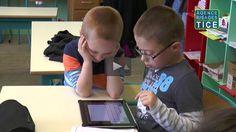 « Production d'un livre numérique sur tablette tactile », réalisé par Canopé académie de Nancy, est en ligne sur le site de l'Agence des Usages