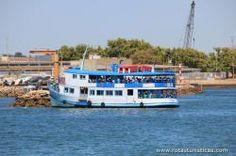 Ferry Olhão Ilha da Armona