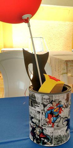 Resultado de imagen para CENTRO DE MESA decoração de festa infantil os vingadores