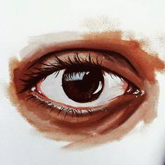 artwork by Jane Mykee Lopez Eyes Artwork, Artworks, Art Pieces