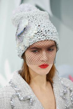 Chanel - Spring 2015 haute couture #white