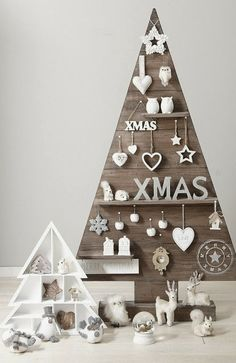 Adictaaloscomplementos: Algunas ideas de decoración navideña