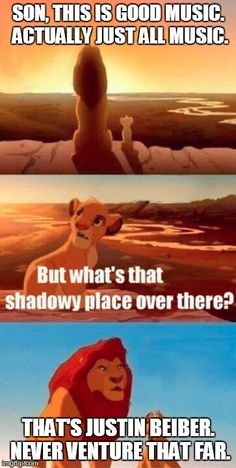 Simba Shadowy Place Meme Generator - Imgflip