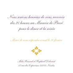 carton d'invitation mariage on dirait le sud by Mr & Mrs Clynk pour www.rosemood.fr #wedding #announcement #rosemood