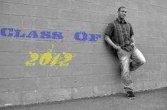 Senior Picture - Class of 2012