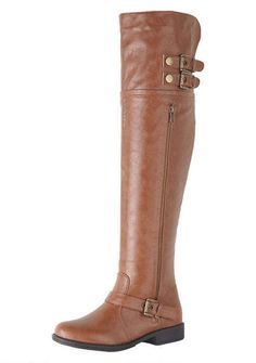 Tristan Over the Knee Boot - View All Shoes - Shoes - Alloy Apparel