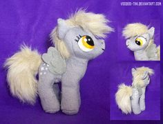 Free My Little Pony Pattern. see gallery for pattern