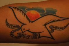 In memory of tattoo