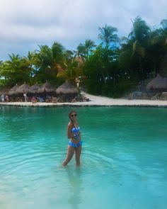 """𝕀ℕ𝔼𝕊 𝔾𝔸𝔾𝔼𝕀ℝ𝕆 on Instagram: """"#playadelcarmen #xcaret #beautiful #happygirl #turquoise #heavenonearth #beach #biquini  #wethair #diving #fun #saltyvibes #gajetti #mexico…"""" Wet Hair, Heaven On Earth, Happy Girls, Diving, Mexico, Turquoise, Photo And Video, Beach, Outdoor Decor"""