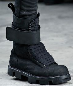 Visions of the Future // RICK OWENS SHOES