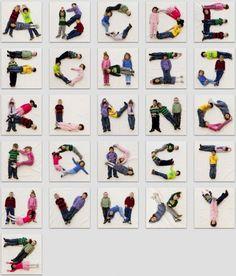 Reggio Inspired Co-Created Alphabet