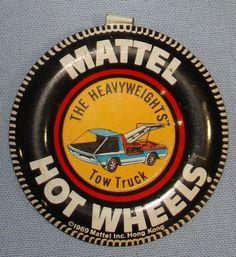 1970's Hot Wheel case