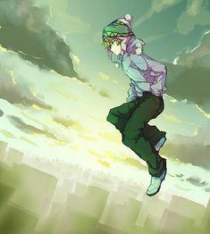 Yukine's flying