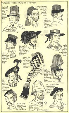 History of Hats   Gallery - Chapter 15 - Village Hat Shop                                                                                                                                                                                 More