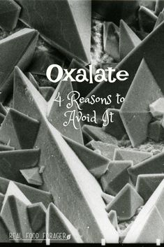 Oxalates are very powerful oxidants that initiates free radicals and can damage organs, tissues and cells. Oxalates are found in certain foods. Here are 4 reasons to avoid oxalates. Health Plus, Gut Health, Health And Wellness, Natural Parenting, Good Parenting, Herbal Remedies, Home Remedies, Todays Parent, Health And Fitness Articles