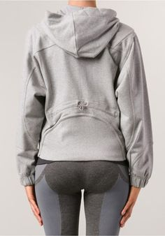 ADIDAS by STELLA MC CARTNEY - Run zip hoodie