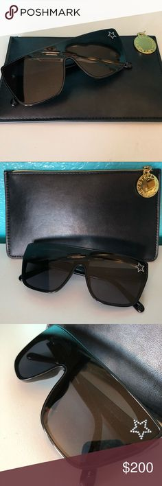 69d404fd1498 Stella McCartney Sunglasses Style: SC0101S 001 These sunglasses are gently  loved and in amazing,