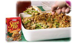 - Cheesy Green Bean Casserole -Quick & Easy Recipes   Family Dollar -