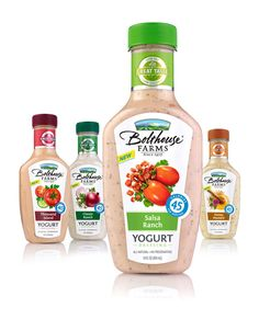 Bolthouse Farms Packaging Re-Design