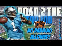 Madden 16 Ranked Gameplay vs Panthers | Road To Top 100 Series | No Dabb...