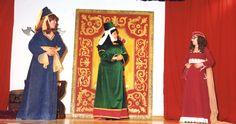 El rey Tiburcio busca novia.