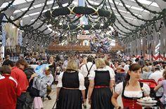 Oktoberfest Zelt